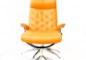 sillon stressless naranja 01