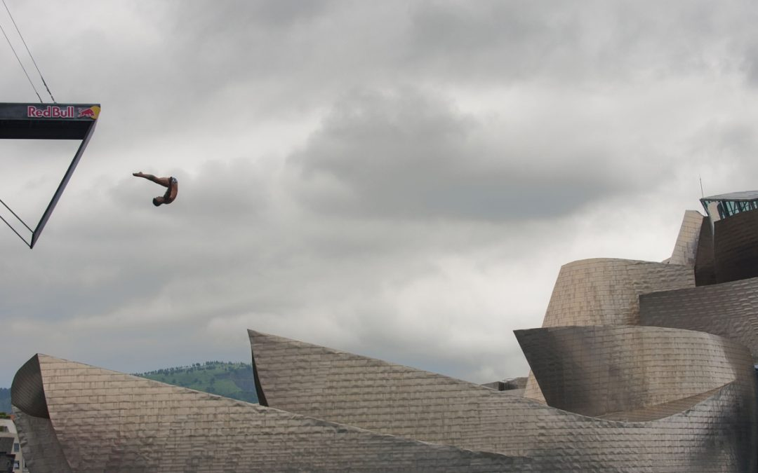 Red Bull Cliff Diving Bilbao 2018.