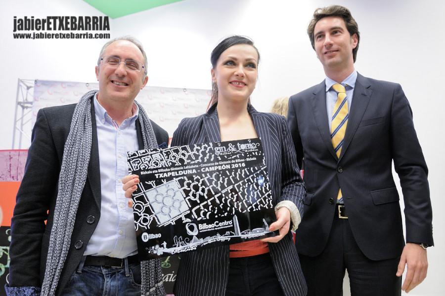 El mejor Gintonic de Bilbao 2016
